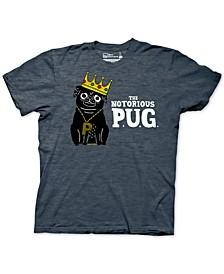Notorious P.U.G. Men's Graphic T-Shirt