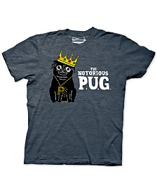 Notorious P.U.G. Men's Graphic T-Shirt