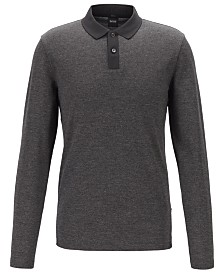 BOSS Men's Paschal 05 Slim-Fit Polo Shirt