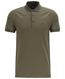 BOSS Men's Paule 2 S.Café® Slim-Fit Polo Shirt
