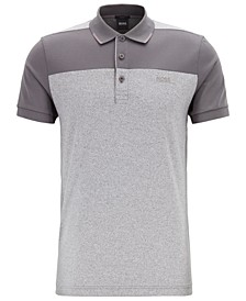 BOSS Men's Paule 1 Slim-Fit Polo Shirt
