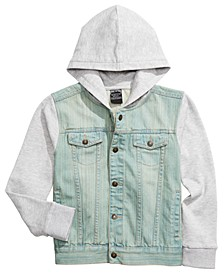 Big Boys Denim Jacket, Big Boys, Created for Macy's