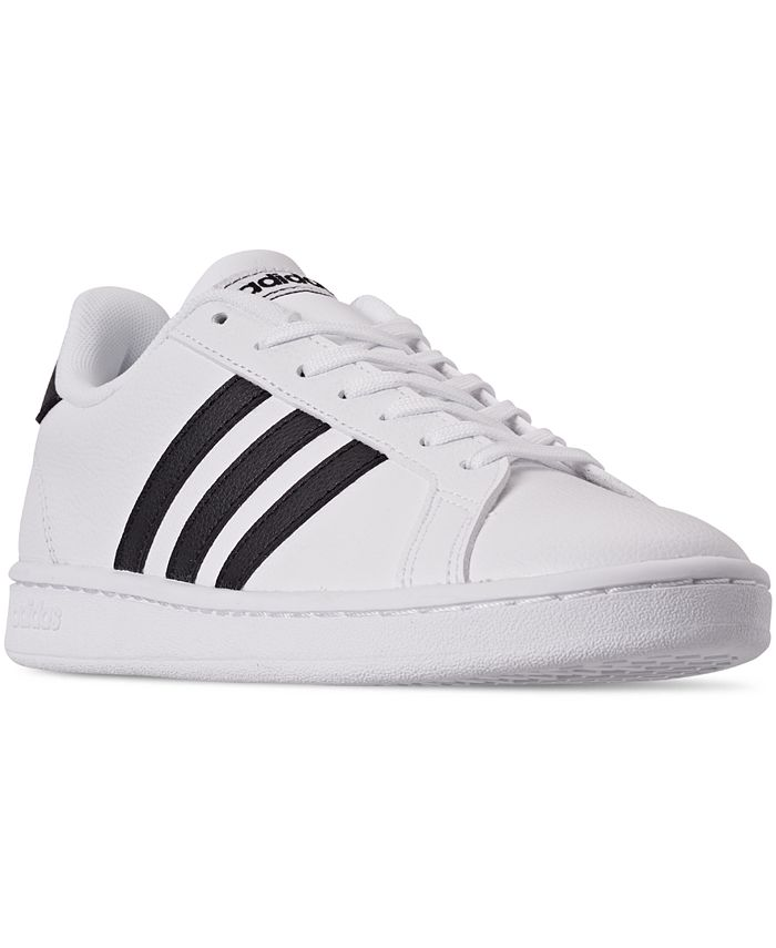 adidas - Women's Grand Court Casual Sneakers from Finish Line