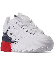 Men's Disruptor 3 Casual Sneakers from Finish Line