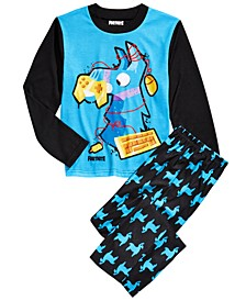 Big Boys 2-Pc. Fortnite Pajamas Set