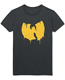 Wu-Tang Clan Gold Logo Men's Graphic T-Shirt