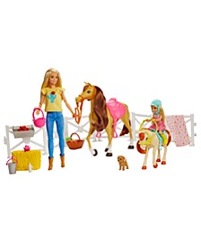 Dolls, Horses and Accessories