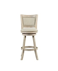 Melrose Collection Swivel Barstool