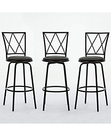 Grove Collection Barstools, 3 Pack