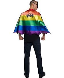 BuySeasons Men's Batman Cape Pride