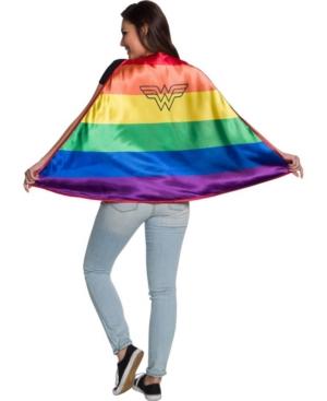 Women's Wonder Woman Cape Pride