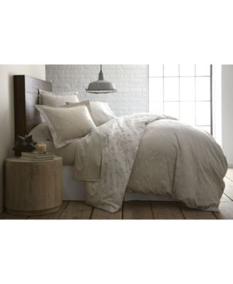 Boutique Chic Sweetbrier Reversible Cotton Duvet Cover Set, Twin/Twin XL