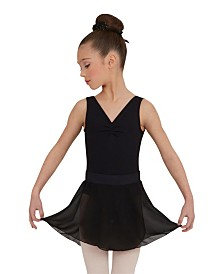 Capezio Little and Big Girls Pull on Skirt