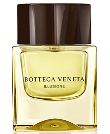 Receive a Free Illusione Mini with any large spray purchase from the Bottega Veneta Men's fragrance collection