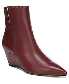 Franco Sarto Athens Wedge Booties