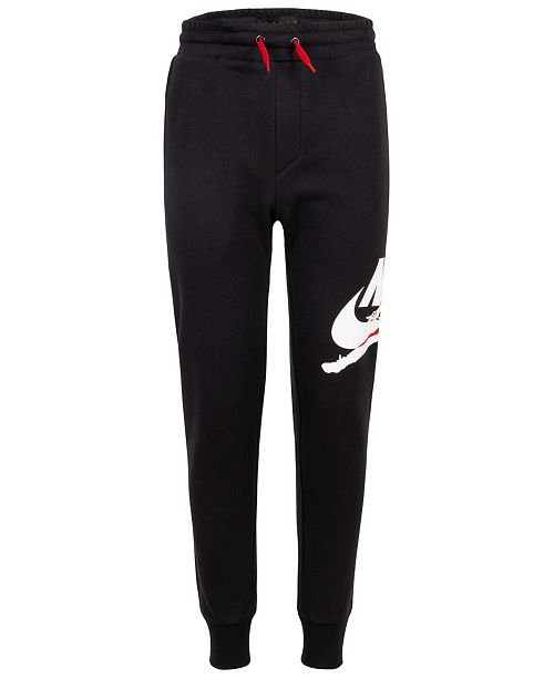 Jordan Big Boys Graphic-Print Jogger Pants