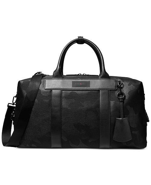 Michael Kors Men S Tech Duffel Bag