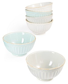 French Perle Groove All Purpose Bowl