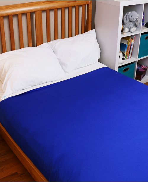 Huggaroo Pouch Sensory Compression Bed Sheet, Full