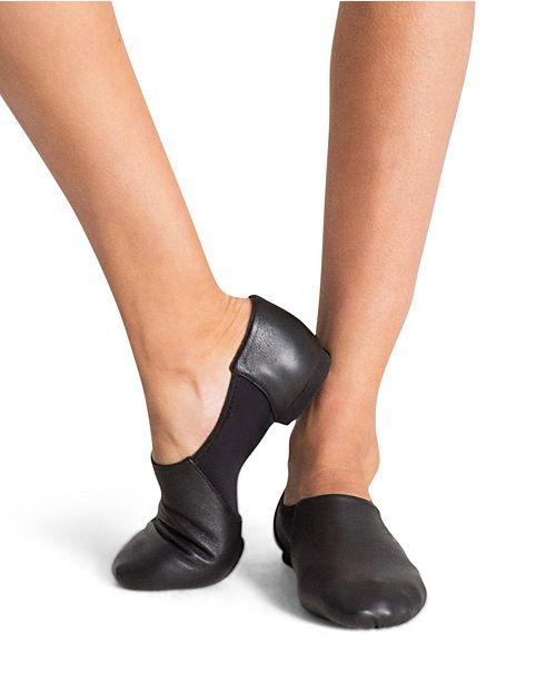 Capezio Little Boys and Girls Hanami Wonder Jazz Shoe