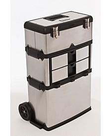 3-in-1 Suitcase Tool Box