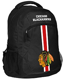 Forever Collectibles Chicago Blackhawks Action Backpack