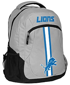 Forever Collectibles Detroit Lions Action Backpack