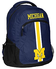Forever Collectibles Michigan Wolverines Action Backpack