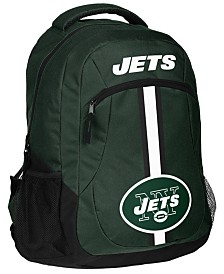 Forever Collectibles New York Jets Action Backpack