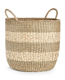 Holiday Woven Basket