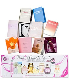 11-Pc. Fragrance Discovery Set For Her