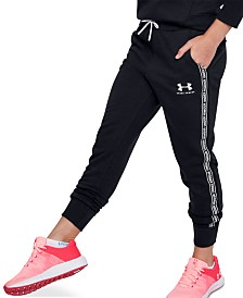 Under Armour Big Girls Sportstyle Fleece Jogger Pants