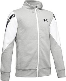Big Boys Sportstyle Fleece Zip-Up Sweatshirt