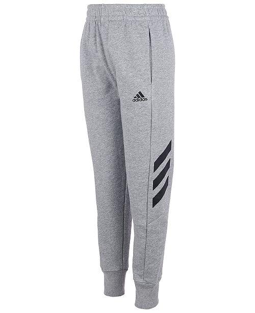 adidas Big Boys Sport Jogger Pants