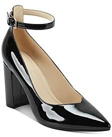 Gilla Ankle-Strap Pumps