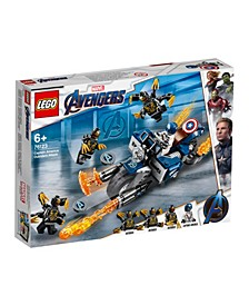 Captain America: Outriders Attack 76123