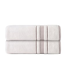 Enchante Home Enchasoft Turkish Cotton 2-Pc. Bath Towel Set