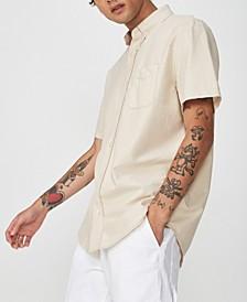 Vintage Like Prep Short Sleeve Shirt