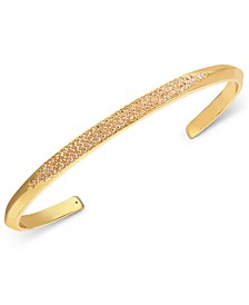 Pavé Cuff Bracelet