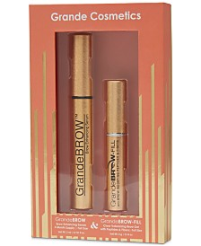 Grande Cosmetics 2-Pc. Brow Wow Set