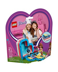 LEGO  Olivia's Summer Heart Box 41387