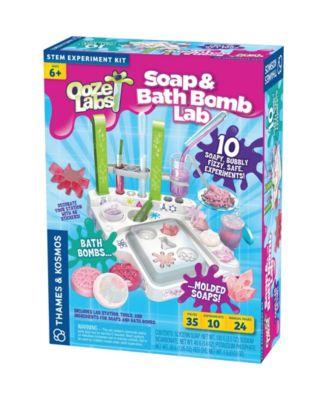 Thames & Kosmos Ooze Labs - Soap and Bath Bomb Lab