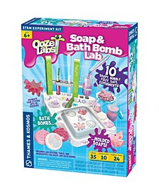 Ooze Labs - Soap and Bath Bomb Lab