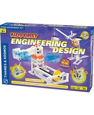 Thames & Kosmos Kids First Engineering Design