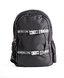Members Only Dual Front Straps Backpacks