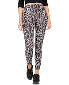 Mamba Printed Leggings