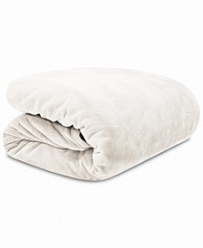"Micromink Plush 90"" x 90"" Full/Queen Blanket"