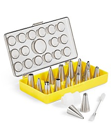 Martha Stewart Collection 16-Pc. Icing Tip Set, Created for Macy's