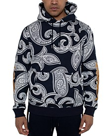Men's Paisley Panther Regular-Fit Hoodie