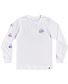 Quiksilver Big Boys Logo-Print Cotton T-Shirt